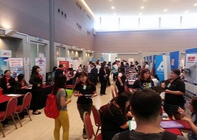Campus Career Fair and  Showcase UTAR