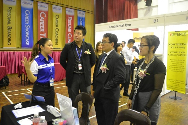 Campus Career Fair and  Showcase KBU