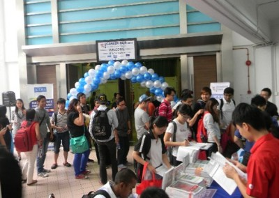 Campus Career Fair and  Showcase KDU