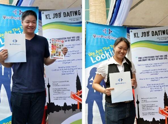 Kuala Lumpur Job Dating