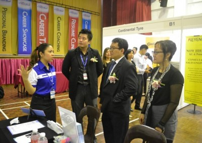 Campus Career Fair and  Showcase KBU