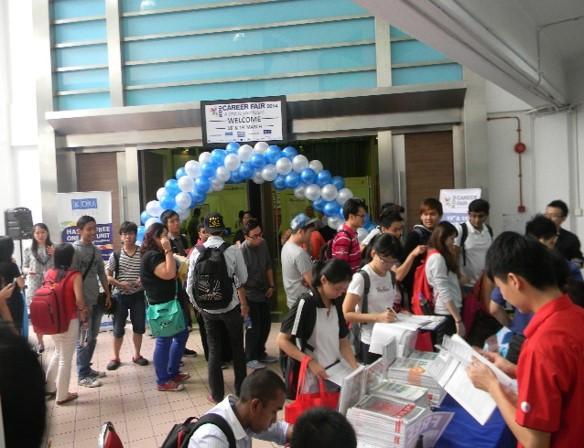 Campus Career Fair and  Showcase KDU